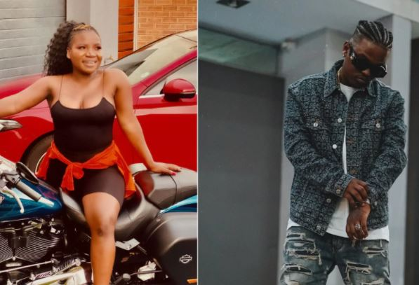 Makhadzi sparks rumor of dating Focalistic with new photo