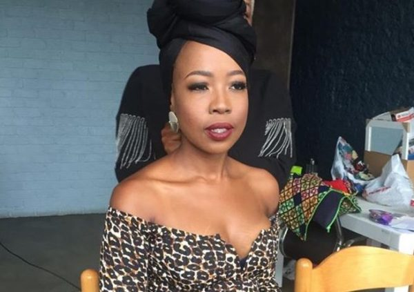 Ntsiki Mazwai questions celebrities for not embracing their natural beauty