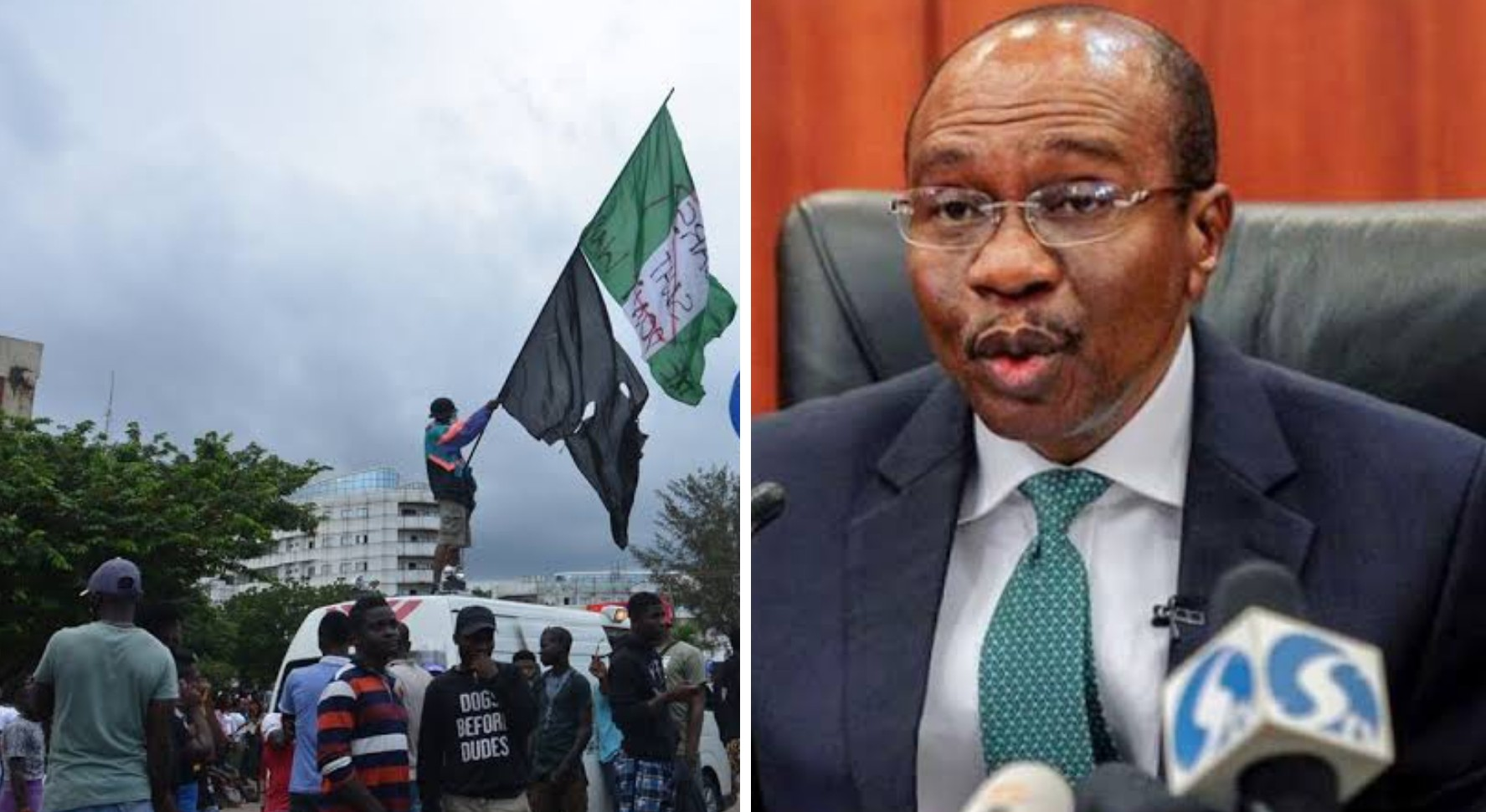CBN begs court not to unfreeze #EndSARS campaigners' accounts