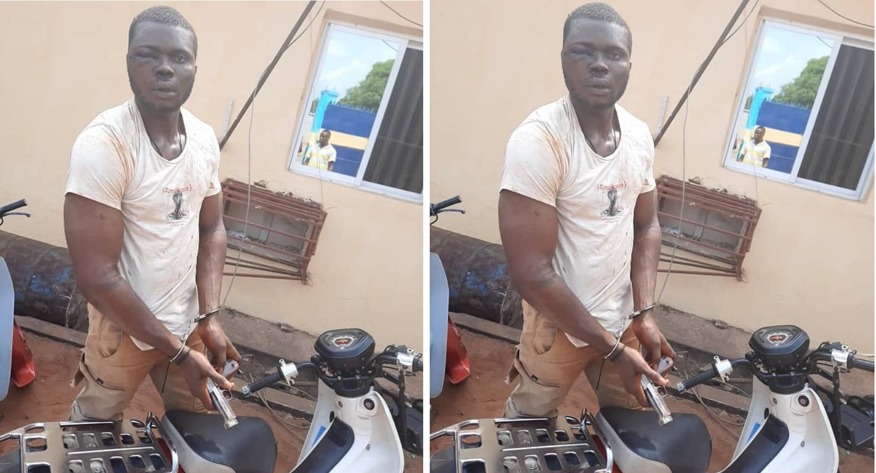 Police arrest notorious armed robbery suspect terrorising Nnewi, recover firearm, motorcycle