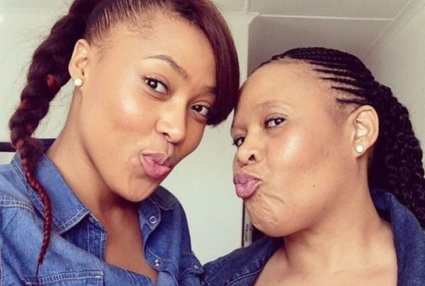 Simphiwe Ngema pens down sweet birthday note to her mother