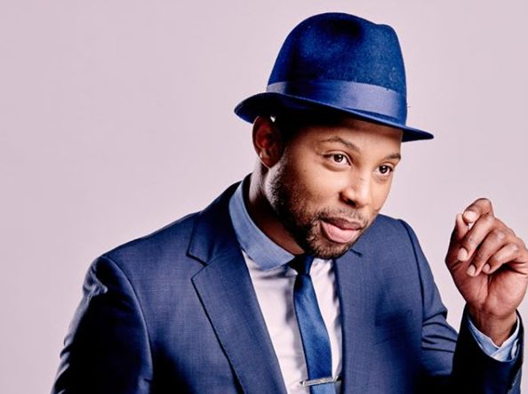 Sizwe Dhlomo shows off his whip collection