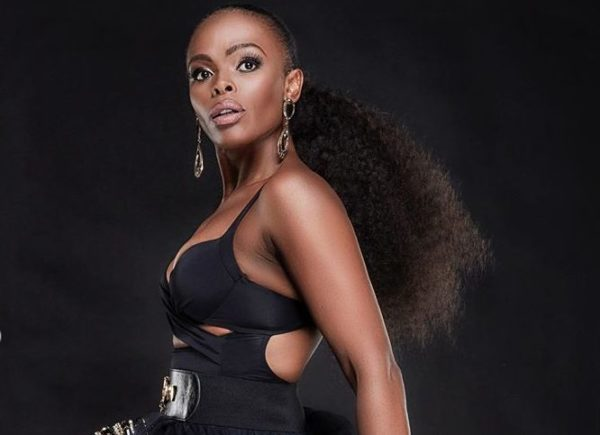 Unathi breaks silence on the issue of gender-based violence