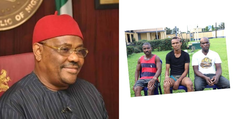 We bombed Wike father's church to get recognition – IPOB members