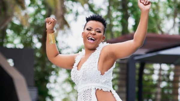 Zodwa Wabantu finger-ed while performing at a gig (Video)
