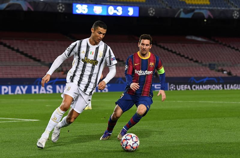 Ronaldo Beats Messi, Others To Emerge Globe Soccer Player Of The Century