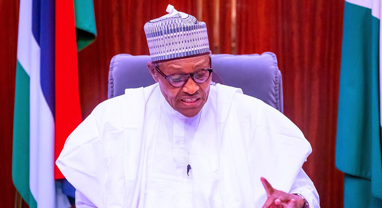 BREAKING: You are free to protest but …, Buhari tells Nigerians
