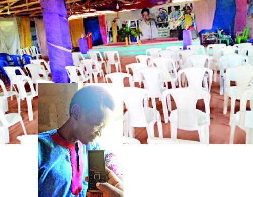 Fear Grips Members As Pastor's New Wife Gets Shot During Church Service In Ebonyi