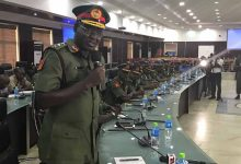 General Buratai in the trenches for all