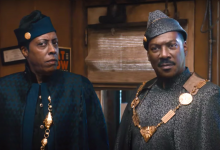 VIDEO: Eddie Murphy Searches For Son In 'Coming 2 America'