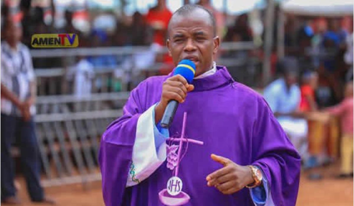 Mbaka reveals why BBC reporters were attacked in his church