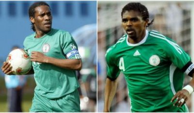 Top 10 Best Nigerian Football Players of All Time