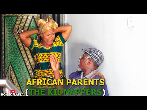 AFRICA PARENT THE KIDNAPPERS
