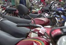 Lagos task force impounds 130 motorcycles on restricted routes