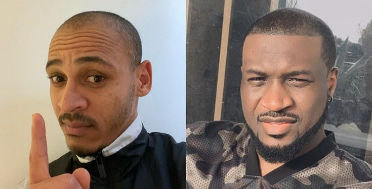 Ex footballer, Osaze Odemwingie gives reason for calling Peter of Psquare a fraudster   Video