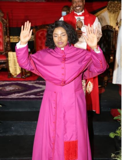 Constance Sibiya appointed bishop at her church