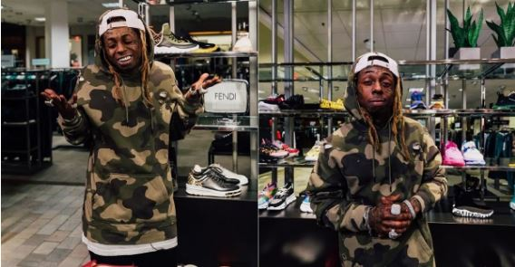 Lil Wayne pleads guilty to illegal possession of firearm