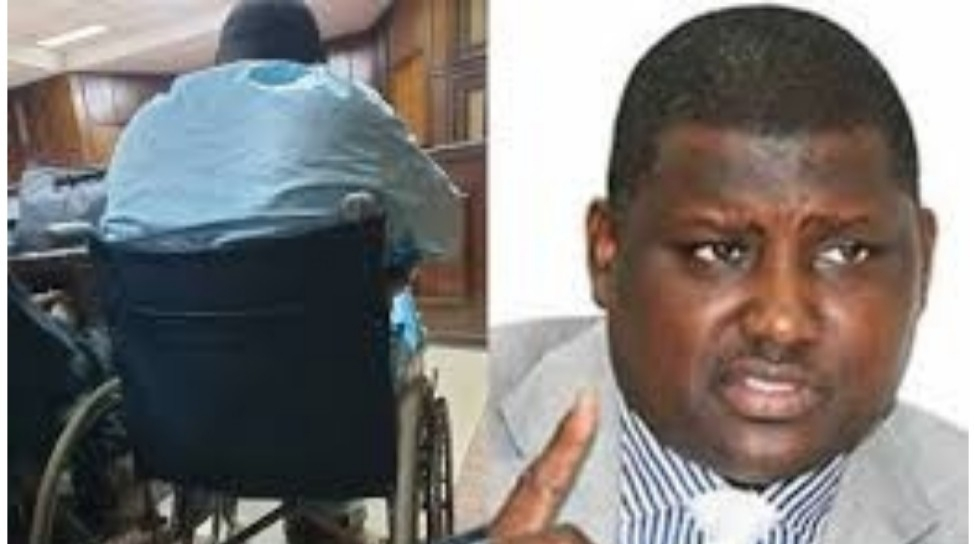 BREAKING: Court remands Ex-Pension Boss, Maina in prison