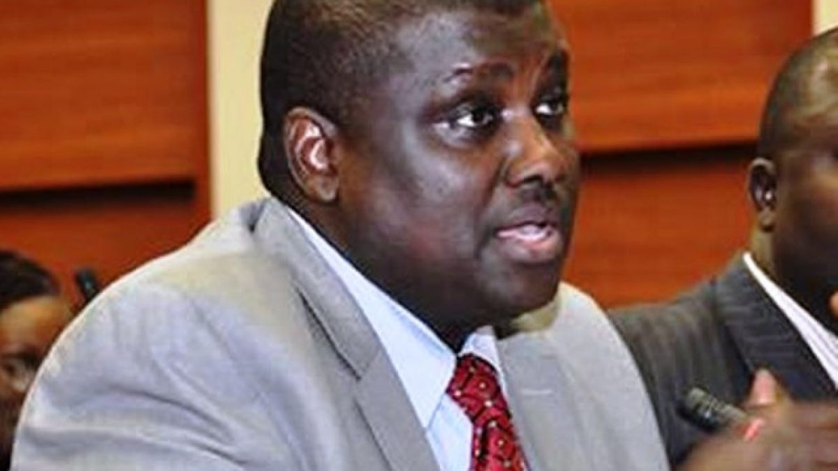BREAKING: Maina arrives Nigeria after his extradition from Niger Republic
