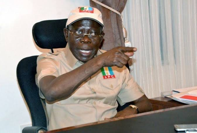 If I get another chance to head APC, I will reject it, Oshiomhole