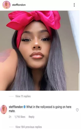 Stefflon Don Reacts To Burna Boy's Cheating Allegations
