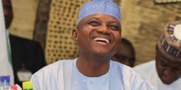 Service chiefs will remain as far as Buhari is satisfied with them, says Garba Shehu