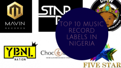 List of Top Music Record Labels in Nigeria