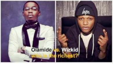 Wizkid and Olamide Who is Richer