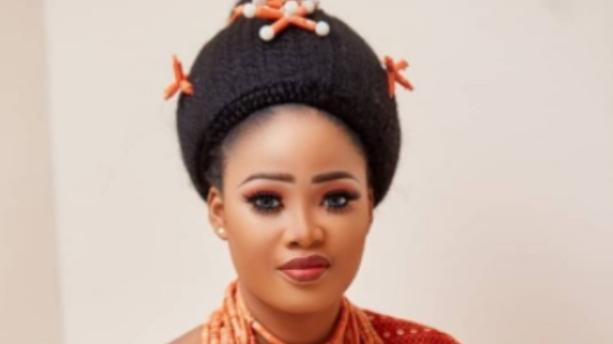 Oba of Benin's wife, Queen Ewuare places a curse on online scammers