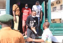 Bail application: Sowore brought to court in handcuffs
