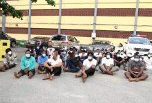 COVID-19 protocols: Police raid night clubs, arrests 71 violators and impound 13 vehicles in Lagos