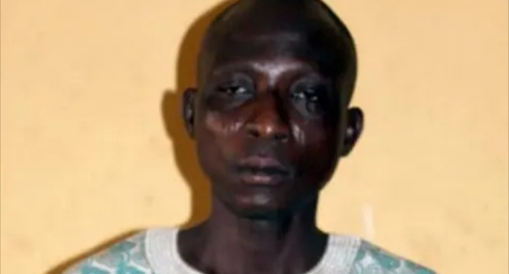 Police arrest man 45, for allegedly raping his 13-year-old daughter in Ogun