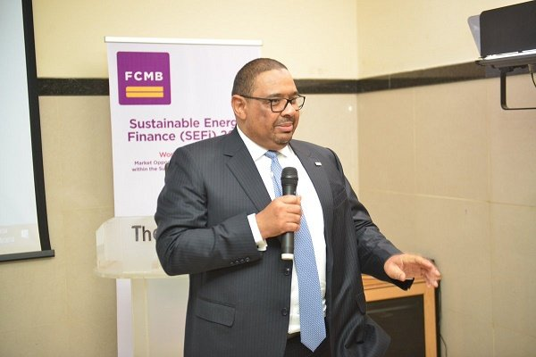 FCMB MD goes on leave as bank probes paternity allegation