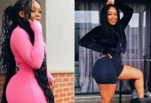 Check out Bontle Modiselle's spicy #BussItChallenge (Video)