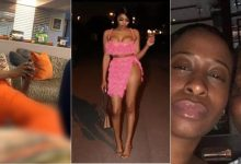 Dangote's Alleged Second Mistress Who Shared Private Video Clears The Air, Says He Was Not Naked
