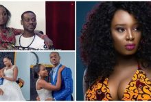 Nollywood actress, Mo'Bimpe finally speaks on alleged affair with Lateef Adedimeji