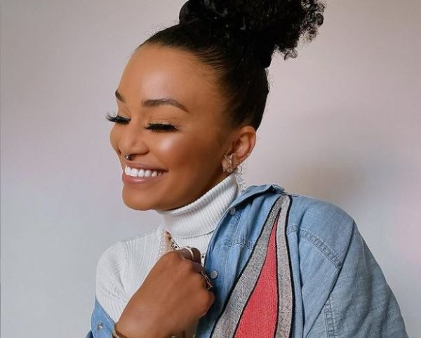 Pearl Thusi reveals reason why she doesn't have sex toys