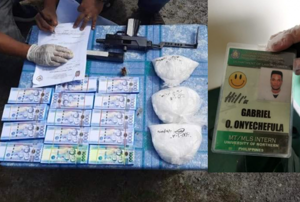 Police Kill Nigerian Man During Drug Bust Shootout In Philippines