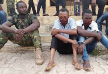 Police constable, serving soldier nabbed for alleged armed robbery in Ondo