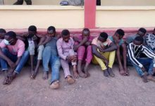 Police arrest 25 suspected cultists during alleged initiation in Ogun