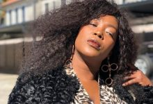 Rami Chuene mourns the death of her aunt