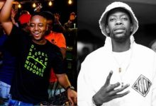 Shimza takes dance lessons from Robot Boii (Video)