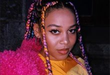 Sho Madjozi appreciates her team, says they are like a family to her