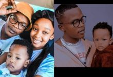 TNS shares video of his pretty wife while celebrating son, Phupho's 1st birthday