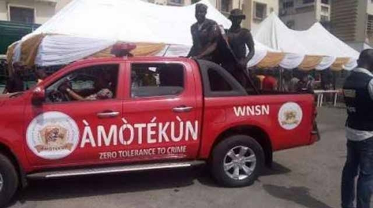 Amotekun operative shoots Police Constable on official duty in Oyo