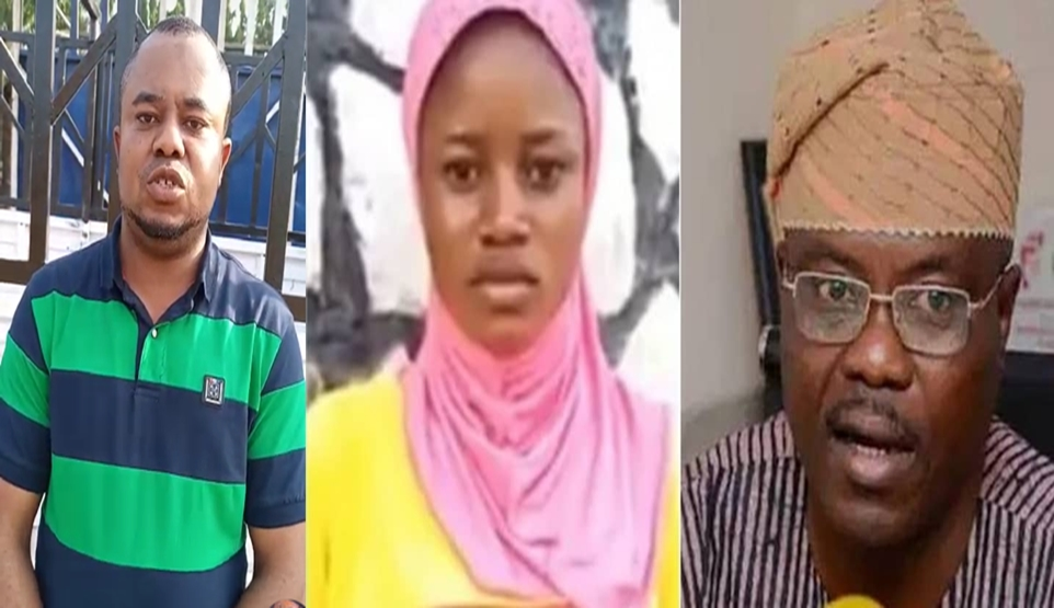 Sexual harassment: Drama as Barakat's father withdraws case against Ogun Commissioner [VIDEO]