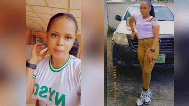 Corps Member Who Killed 'Lover' In Akwa Ibom Says She Did It In Self-defence — Police