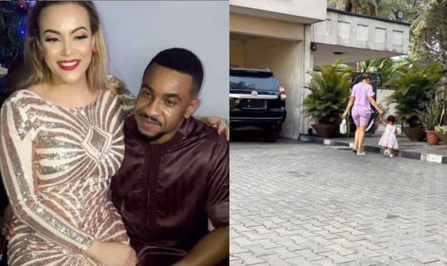Ex-model, Sarah Ofili-Adukeh shares sad story of how she lost her pregnancy one month after wedding
