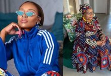 DJ Zinhle celebrates her mother as she adds another year today