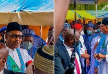 Buhari under fire for violating COVID-19 law